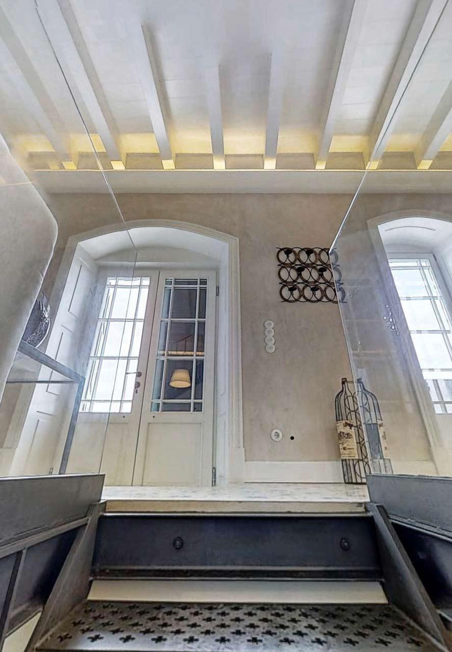 Ancient Apartment | Alberto Artuso | Architect in Corfu