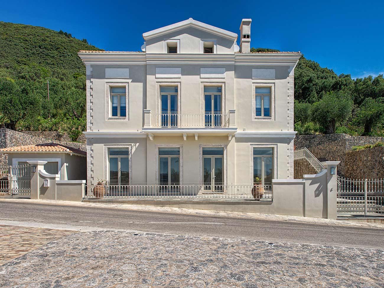 Ancient Residence | Alberto Artuso | Architect in Corfu