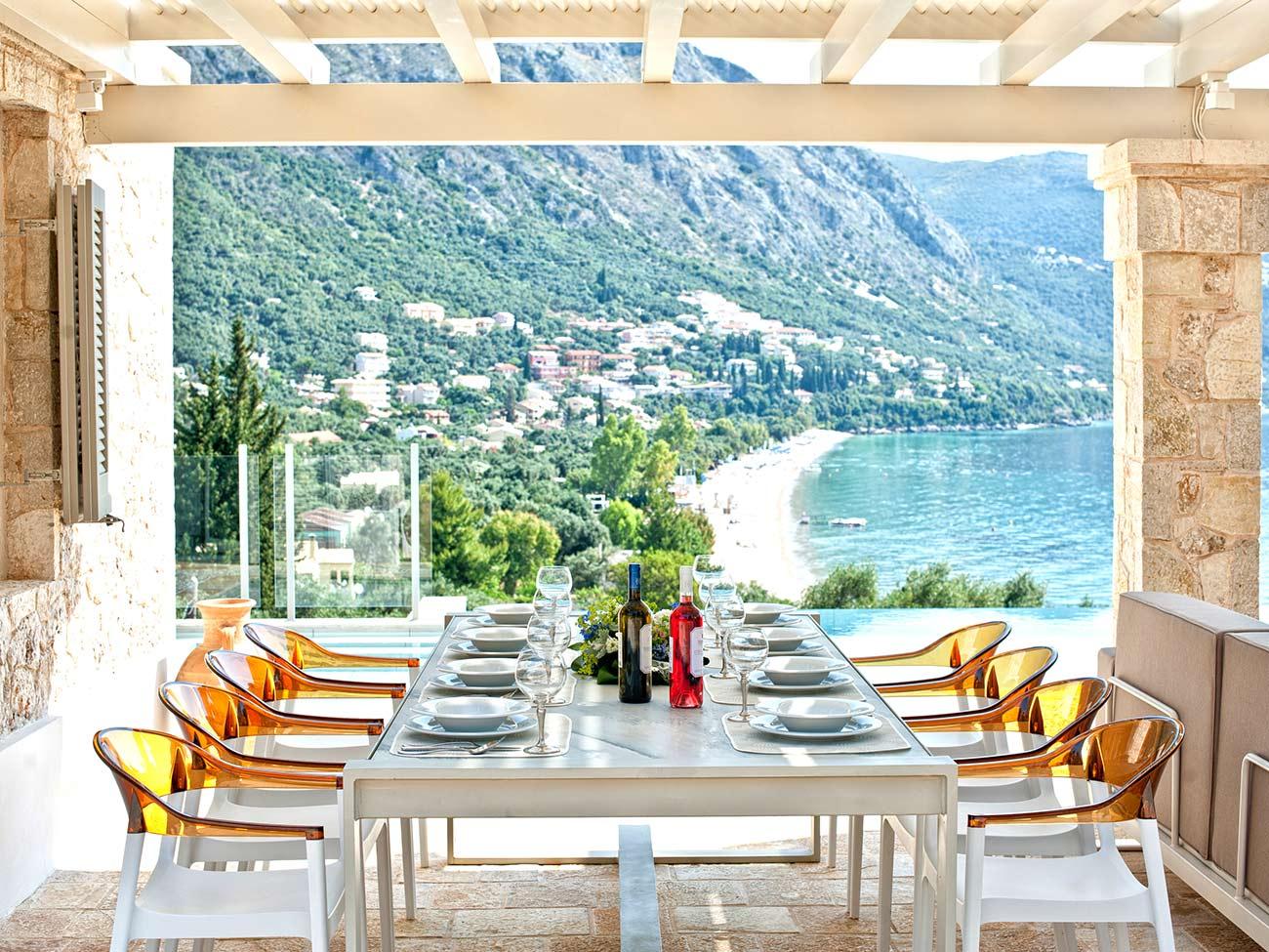 Villa Barbati | Alberto Artuso | Architect in Corfu