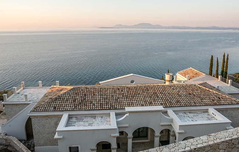 Architecture | Alberto Artuso | Architect in Corfu