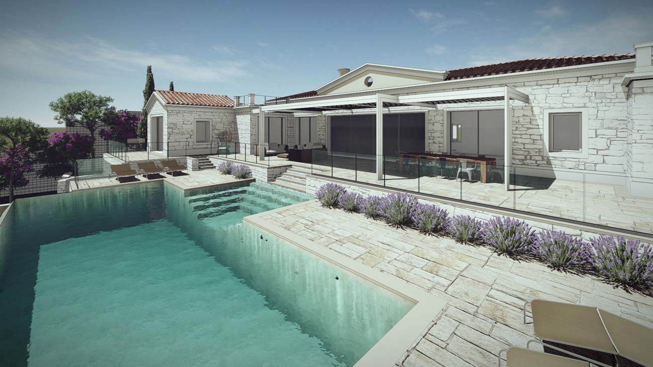 Concepts | Alberto Artuso | Architect in Corfu