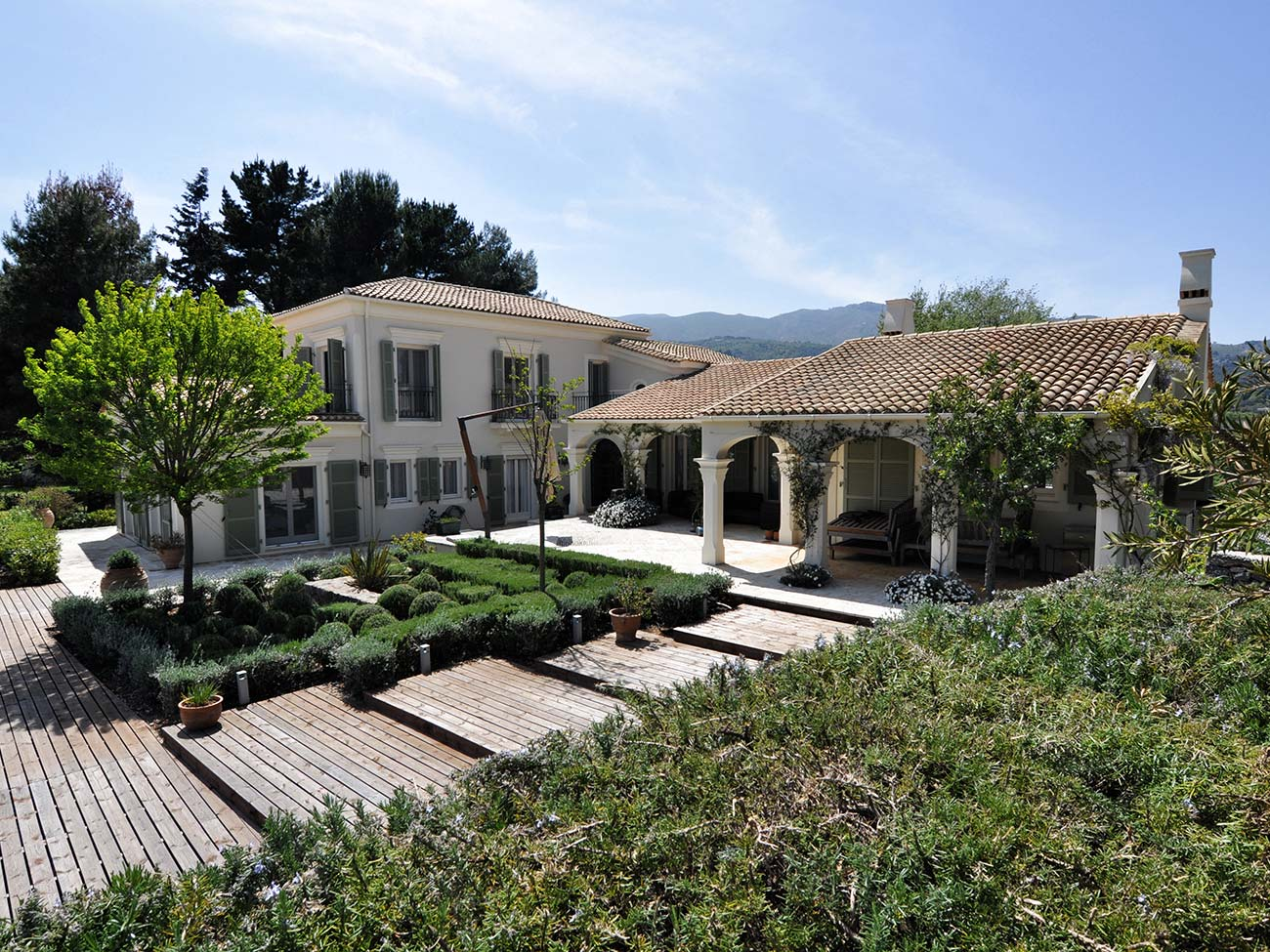 Villa George | Alberto Artuso | Architect in Corfu