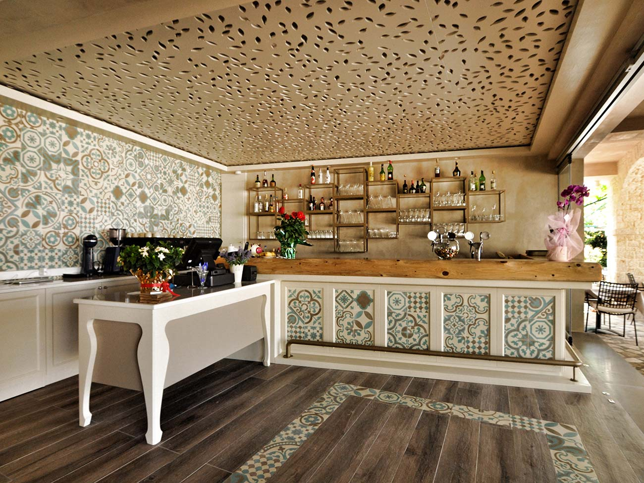 Sebastian's Taverna | Alberto Artuso | Architect in Corfu