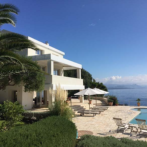 Private House Renovation | Alberto Artuso | Architect in Corfu